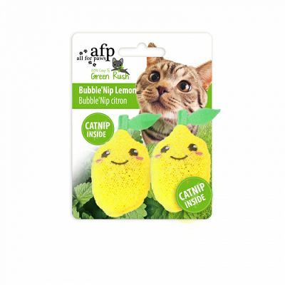 All for Paws Bubble Nip Lemon igračka za mace