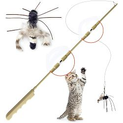 All for Paws Cat Bait Fly igračka za mačke