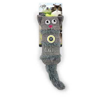 All for Paws Catzilla Cuddler igračka za mačke