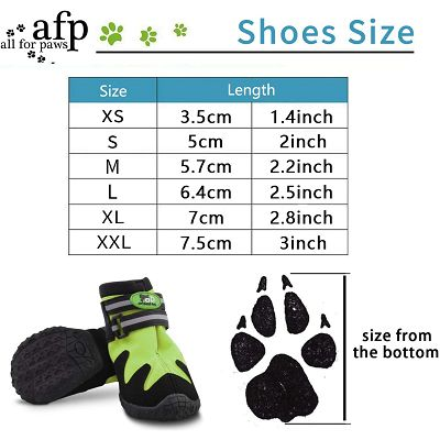 All for Paws cipele za psa XS