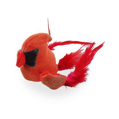 All for Paws crvena ptica igračka za mačku