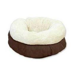 All for Paws Donut ležaljka za mačke smeđa 45x25cm