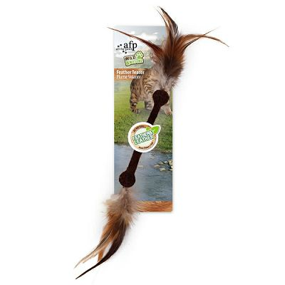 All for Paws Feather Naturally Wild igračka za mace