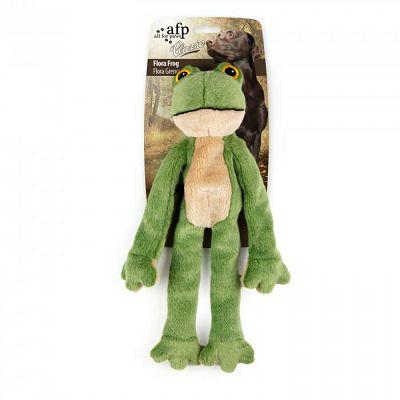 All for Paws Flora Frog igračka za psa