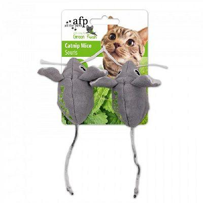 All for Paws igračka Catnip miš
