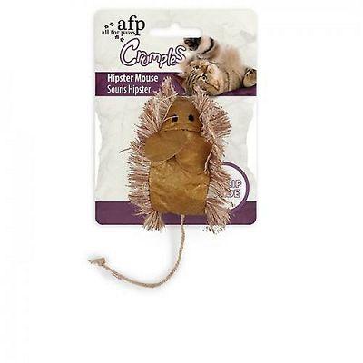 All for Paws igračka za mačke Hipster miš