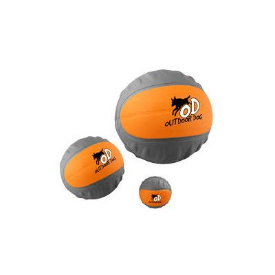All for Paws igraška za psa outdoor lopta orange