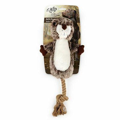 All for Paws Justin Beaver igračka za psa