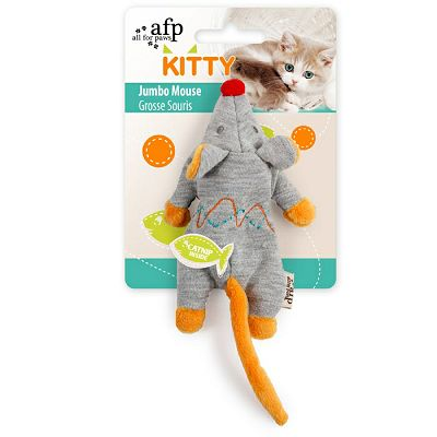 All for Paws Kitty Jumbo Mouse igračka za mačke
