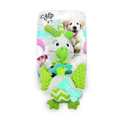 All for Paws Kookoo ptica igračka za psa