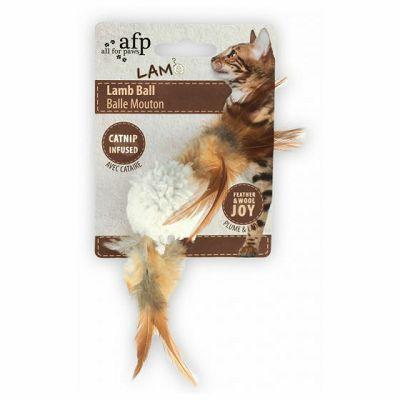 All for Paws Lamb ball igračka za mačku