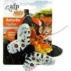 All for Paws leptir igračka za mačke