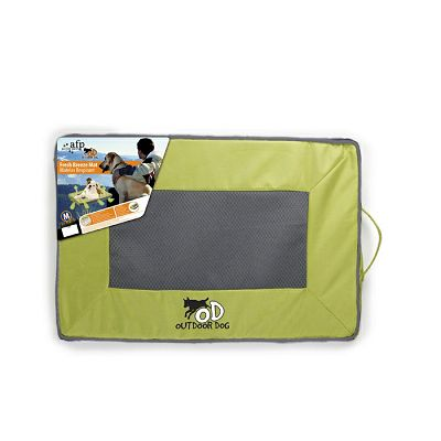 All for Paws Quick Dry Outdoor Mat M ležaljka zelena