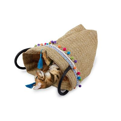 All for Paws torba za mace Cat Crinkle Sack