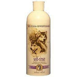 ALL SYSTEMS Šampon Self Rinse za suho pranje 250 ml