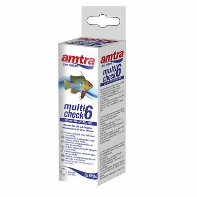 Amtra Multicheck 6 in 1 test vode