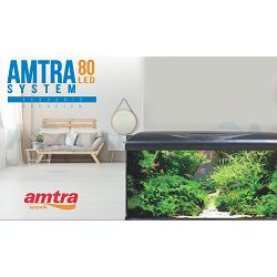 Amtra System 80 LED Black