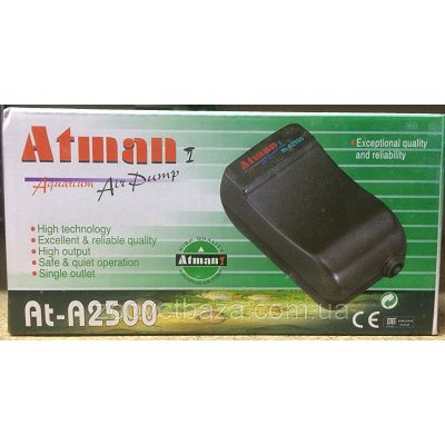 Atman AT-A2500 vazdušna pumpa 2,5W