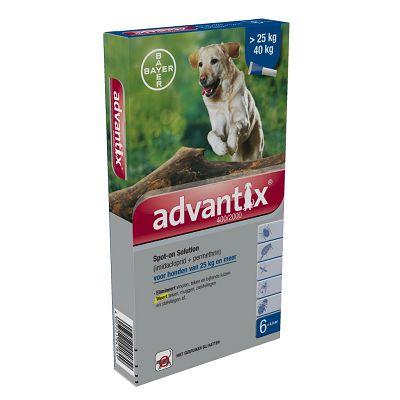Bayer Advantix L // 25-40kg