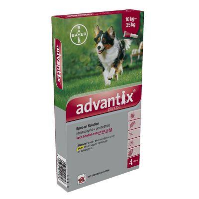 Bayer Advantix M // 10-25kg