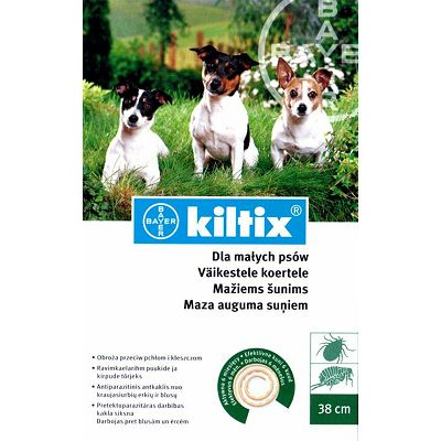 Bayer Kiltix za male pse (38cm)