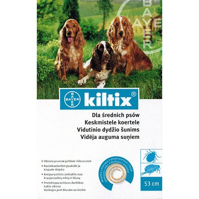 Bayer Kiltix za srednje pse (53cm)