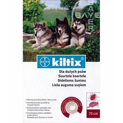 Bayer Kiltix za velike pse (70cm)