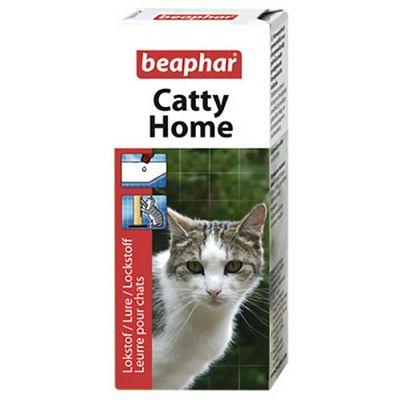 Beaphar Catty Home 10ml kapi za trening mačke na higijenu