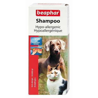 Beaphar Dog & Cat Hypoallergenic Shampoo 200ml za pse i mačke