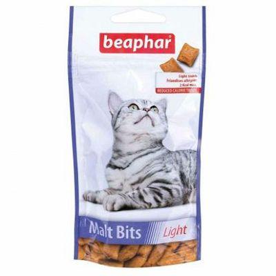 Beaphar Malt Bits Light poslastica za mace 35g