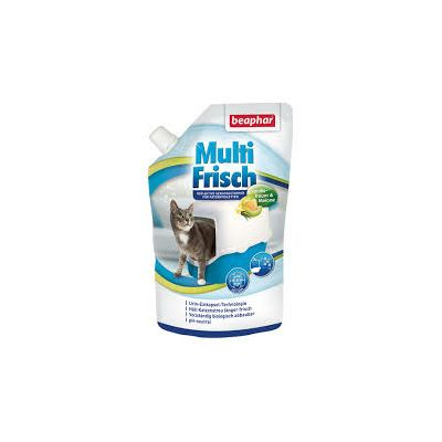 Beaphar Multi Frisch, Vanille / Melone osvježivač za posip mačke 400g