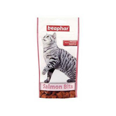 Beaphar Salmon Bits losos poslastica za mace 35g
