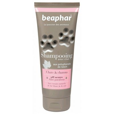 Beaphar Shampoo Cats and Kittens 200ml za mačiće