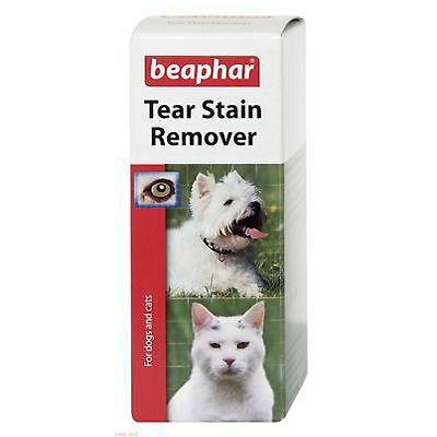 Beaphar Tear Stain Remover sprej za uklanjanje mrlja od suza oko očiju kod mački i pasa 50ml