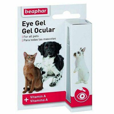 Beapharm gel za oči pasa, mačaka i malih glodara 5ml