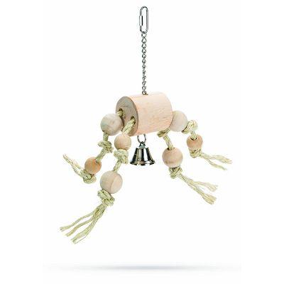 Beeztees / Drvena igračka za ptice