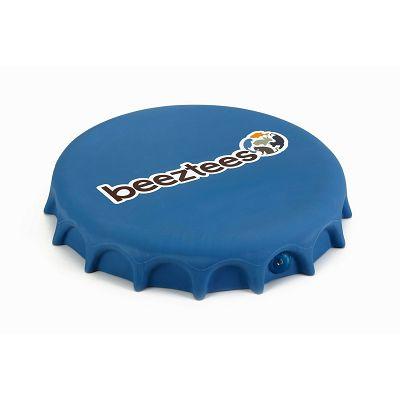 Beeztees igračka za psa fresbee plava 24