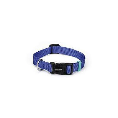 Beeztees ogrlica plava 25mm 48-70cm