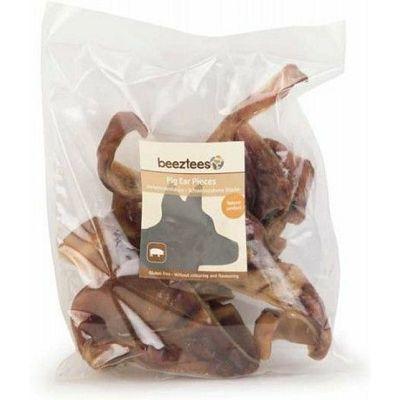 Beeztees Pig Ear / svinjske uši poslastica za pse 250g