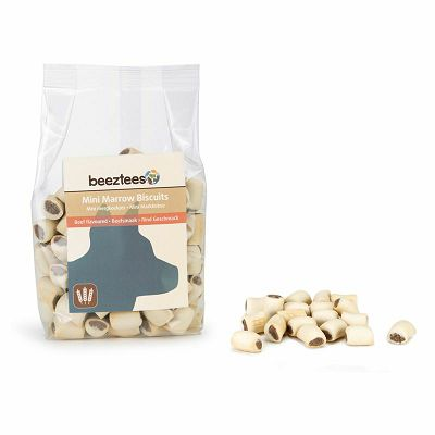 Beeztees poslastica za pse Mini Marrow Biscuits 400g