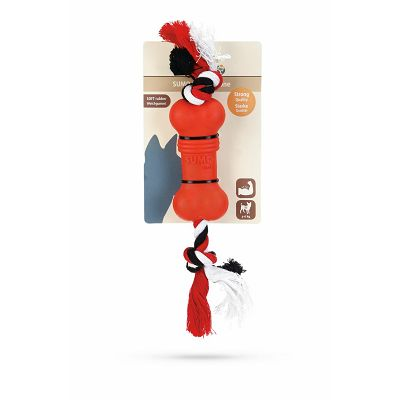 Beeztees Sumo igračka za pse crvena kost