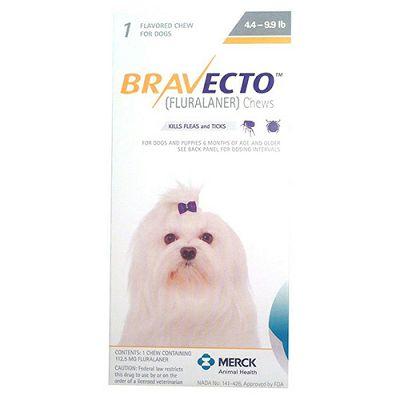 Bravecto // 2-4,5kg