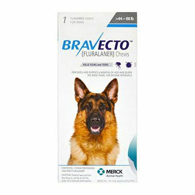 Bravecto // 20-40kg - 1 komad