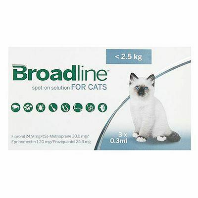 Broadline // ispod 2,5kg - 1 ampula