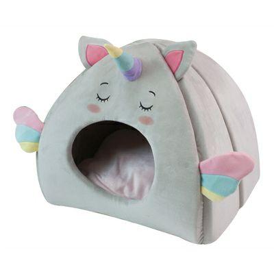 Croci Cat Basket Iglo Fluffy kućica za mačke 43x33x39 cm