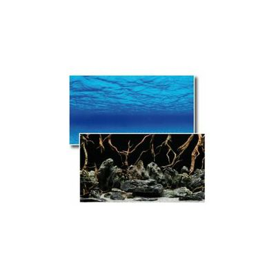 Croci Double Mystic pozadina za akvarij 30x60cm