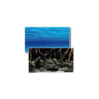Croci Double Mystic pozadina za akvarij 45x100cm