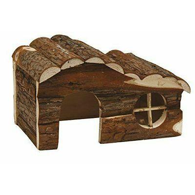 Croci Drvena kućica za glodare 31x19x19cm
