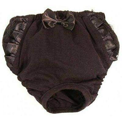 Croci gačice L 35/45cm crne