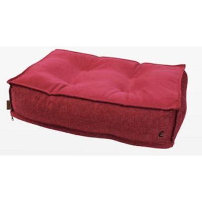 Croci ležaljka crvena 104x70x15cm